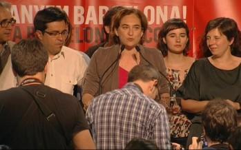 Barcelona en Comú guanya les eleccions municipals
