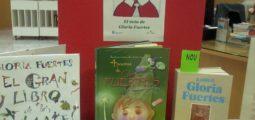 """La Biblioteca Francesc Candel presenta """"el món de Gloria Fuertes"""" en una exposició"""