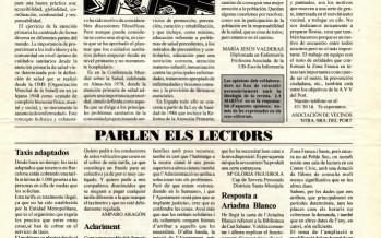 """""""Atenció primària, salut comunitària"""" (juliol/agost, 1994)"""