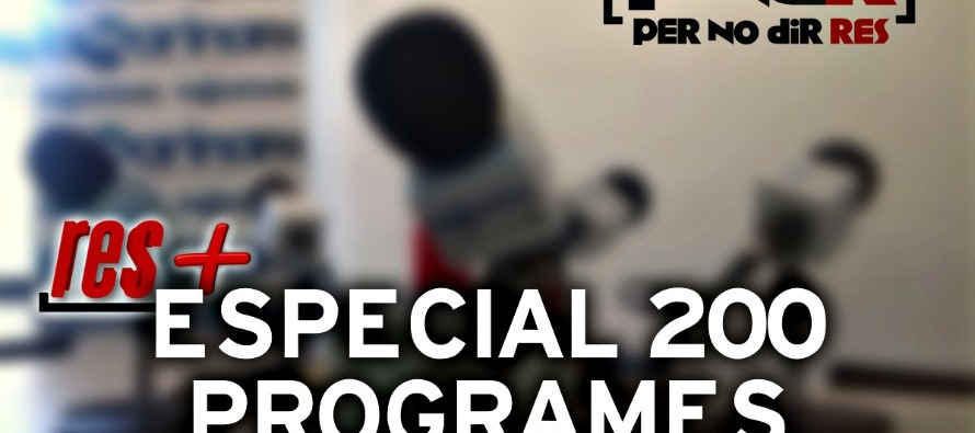 PNDR – Especial 200 programes