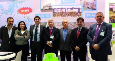 El Port de Barcelona presenta un servei integrat únic a la regió a Fruit Logistica 2016