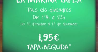 """""""La Marina Tapea"""" es consolida amb la segona edició"""