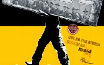 Sindicats i moviments socials protesten contra la precarietat i la privatització del SOC