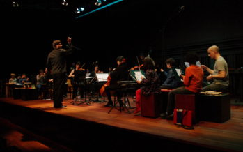 L'Orquestra Infantil de La Marina toca al CaixaForum