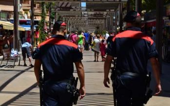 Els Mossos augmentaran la seguretat durant les festes de Nadal al districte Sants-Montjuïc