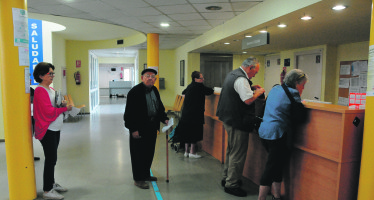 Preocupació per la disminució de personal sanitari als CAPs de la Marina