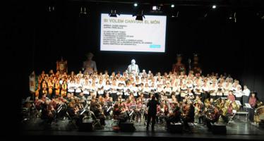 El festival 'De Clavé a Candel' culminava l'any Candel