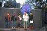 Rebuig contra la violència masclista a La Marina