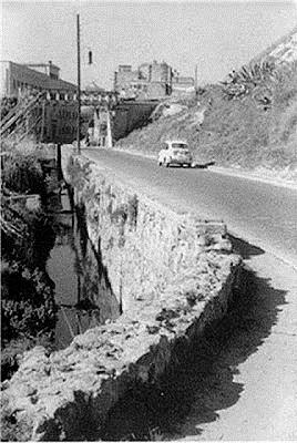 Canal de la Infanta a la carretera del Port. José Serrano. 2009.