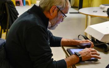 Tallers de digitalització per a principiants a Can Clos i La Vinya