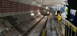 Colau i Junqueras comprometen el metro a la Marina pel 2018