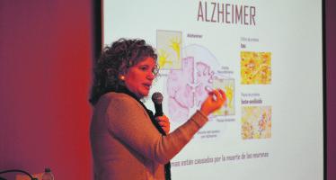 Vellesa i Alzheimer: Tots hi estem implicats
