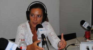"""Carina Mejías: """" La Marina és un barri molt oblidat per l'actual equip de govern de l'Ajuntament"""""""