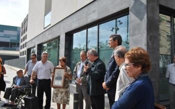 Emocionant homenatge a Mossèn Carles Oller