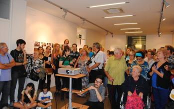 El C.C Casa del Rellotge festeja el seus 30 anys inaugurant la última mostra del seu aniversari