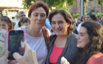 L'Alcaldessa Ada Colau es reunirà amb veïns de la Marina
