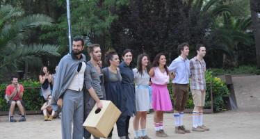 Els McGregor, defensors del teatre al carrer