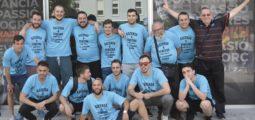 Els sèniors del C.E. La Marina ascendeixen a tercera catalana
