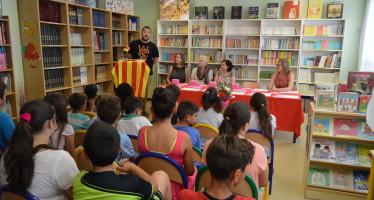 L'escola Can Clos celebra l'entrega de premis del concurs El millor lector! amb la col•laboració de la Biblioteca Francesc Candel