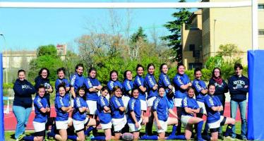 Les noies del gòtics posen en marxa un equip sub 18 per seguir amb la progressió a l'alça del rugby femení