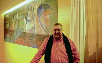 Dic Sec, l'obra de l'artista Toni Asensio es mantindrà exposada a la Biblioteca Francesc Candel
