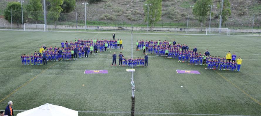 L'Escola de Futbol Ángel Pedraza inicia la seva expansió internacional