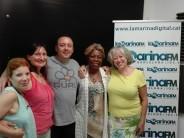 Programa día 6 Julio con MªEstrella Bella, Encarna , Martín y Rosa María