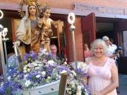 Poema a la Virgen del Carmen del barrio de la Marina