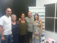 Programa 119-14.9.16 – Julio Alonso, Encarna Bazán, Pilar Blanes y Martín con Rosa María Vargas