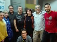 Programa 126 – Miguel Celades, Daniel Testino, Cristina Morales , Martin, Encarna, Rosa