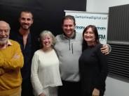 Programa 127 – Luca D'Alessandro, Josep Fábregas, Rubén Escartín con Encarna Bazán y Rosa María Vargas