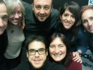 Programa 130 con.. Emilio Tolosa , P. Blanes, N. Guinart, E. Bazan, Martin y Rosa Maria