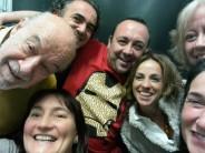 Programa 131 con Ricardo Eiriz, Josep Fábregas, Cristina Morales, Encarna Bazán , Martín y Rosa Maria