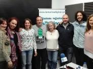 Programa 132- Pili Taillón, Alicia Sánchez Montalbán y Victor Polo, C.Valdivia y …fin de año