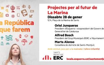 Oriol Junqueras i Alfred Bosch seran a la Marina