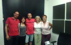 Programa 152 – Marc Malagarriga con Núria , Pilar, Martín y Rosa María