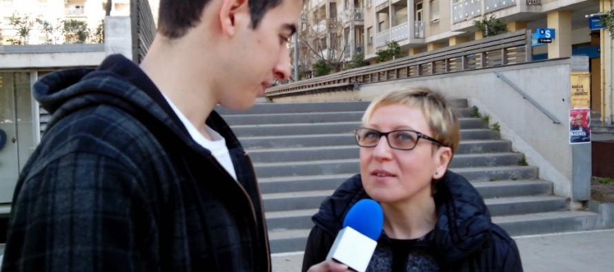 """Carmen Andrés: """"Hem de fer de Barcelona la capital del benestar, començant per barris com la Marina"""""""