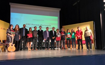 Lliurament dels XXI Premis Nacionals President Lluís Companys