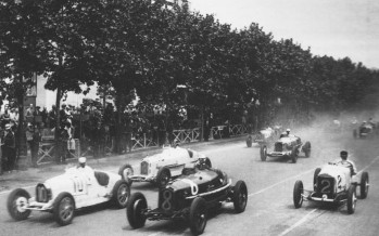 """L'exposició """"Circuit de Montjuïc"""" repasa vells temps"""