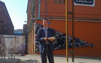 Jordi Martí, dos anys com a regidor del Districte