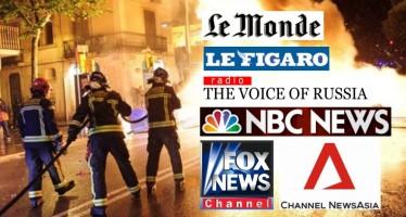 La premsa internacional posa un ull a Can Vies