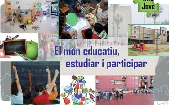El món educatiu, estudiar i participar