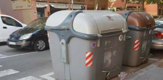 Sobre els contenidors del carrer Foneria