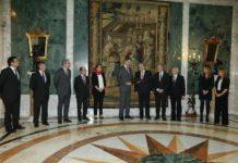 El Rei rep el Comitè Executiu del CZFB amb motiu del centenari de l'entitat