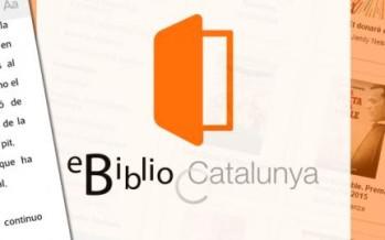 eBiblio Catalunya, el nou servei de préstec gratuït de llibres electrònics