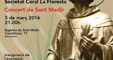 Coral Sant Medir, 60 anys creixent amb el barri