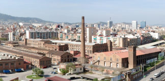 Recinte industrial de Can Batlló // canbatllo.wordpress.com