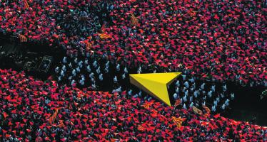 La Diada Nacional, el termòmetre polític de cada Onze de Setembre