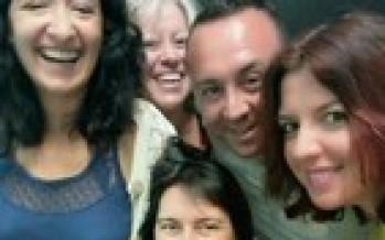 Programa Elvira Lopez del Prado, Encarna, Sonia Arcos , Martín, Rosa Maria