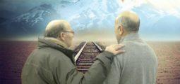 Josep Ma. Torres i Josep Ma. Pérez estrenen una exposició de poesia i pintura a la Biblioteca Francesc Candel